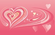 矢量爱的心形 4 20 矢量爱的心形 矢量壁纸