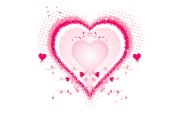 矢量爱的心形 4 10 矢量爱的心形 矢量壁纸