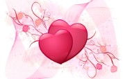 矢量爱的心形 4 4 矢量爱的心形 矢量壁纸