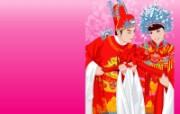 矢量传统婚礼 1 18 矢量传统婚礼 矢量壁纸