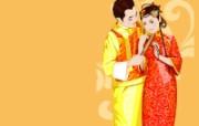 矢量传统婚礼 1 15 矢量传统婚礼 矢量壁纸