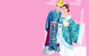 矢量传统婚礼 1 10 矢量传统婚礼 矢量壁纸
