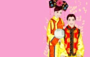 矢量传统婚礼 1 4 矢量传统婚礼 矢量壁纸
