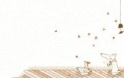 矢量卡通狗 1 5 矢量卡通狗 矢量壁纸
