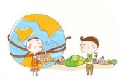 拯救地球 1 18 拯救地球 矢量壁纸