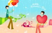 矢量情人节 4 2 矢量情人节 矢量壁纸