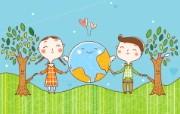 拯救地球 2 10 拯救地球 矢量壁纸