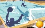 2008奥运矢量壁纸 体育壁纸