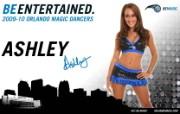 2009 10赛季奥兰多魔术啦啦队壁纸 Ashley图片壁纸 200910赛季奥兰多魔术啦啦队壁纸 体育壁纸
