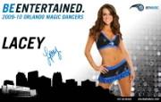 2009 10赛季奥兰多魔术啦啦队壁纸 Lacey图片壁纸 200910赛季奥兰多魔术啦啦队壁纸 体育壁纸