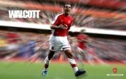 英超 2009 10赛季 Arsenal 阿森纳壁纸 Theo Walcott 200910赛季 Arsenal 阿森纳壁纸 体育壁纸