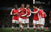 英超 2009 10赛季 Arsenal 阿森纳壁纸 Arsenal 2 0 Standard Liege 200910赛季 Arsenal 阿森纳壁纸 体育壁纸