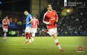 英超 2009 10赛季 Arsenal 阿森纳壁纸 Portsmouth 1 4 Arsenal 200910赛季 Arsenal 阿森纳壁纸 体育壁纸