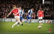 英超 2009 10赛季 Arsenal 阿森纳壁纸 Arsenal 5 0 FC Porto 200910赛季 Arsenal 阿森纳壁纸 体育壁纸