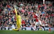 英超 2009 10赛季 Arsenal 阿森纳壁纸 Arsenal 4 0 Fulham 200910赛季 Arsenal 阿森纳壁纸 体育壁纸