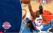 NBA 桌面壁纸 April 12 vs Raptors 桌面壁纸 200910赛季底特律活塞常规赛 体育壁纸