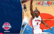 NBA 桌面壁纸 April 7 vs Hawks 桌面壁纸 200910赛季底特律活塞常规赛 体育壁纸