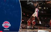 NBA 桌面壁纸 March 5 at Cavaliers 桌面壁纸 200910赛季底特律活塞常规赛 体育壁纸