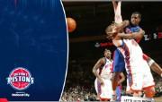 NBA 桌面壁纸 March 3 at Knicks 桌面壁纸 200910赛季底特律活塞常规赛 体育壁纸