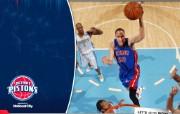 NBA 桌面壁纸 Feb 26 at Nuggets 桌面壁纸 200910赛季底特律活塞常规赛 体育壁纸