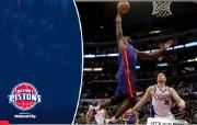 NBA 桌面壁纸 Feb 24 at Clippers 桌面壁纸 200910赛季底特律活塞常规赛 体育壁纸