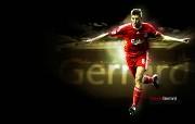 英超 2009 10赛季 Liverpool 利物浦壁纸 Squad Steven Gerrard壁纸下载 200910赛季 Liverpool 利物浦壁纸 体育壁纸