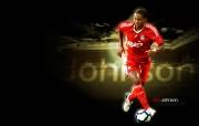 英超 2009 10赛季 Liverpool 利物浦壁纸 Squad Glen Johnson壁纸下载 200910赛季 Liverpool 利物浦壁纸 体育壁纸