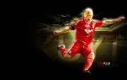 英超 2009 10赛季 Liverpool 利物浦壁纸 Squad Dirk Kuyt壁纸下载 200910赛季 Liverpool 利物浦壁纸 体育壁纸