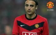 英超 2009 10赛季 Manchester United 曼联球星壁纸 Dimitar Berbatov桌面壁纸 200910赛季 Manchester United 曼联球星壁纸 体育壁纸