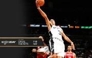 NBA Winning Wallpaper 03 31 10 200910赛季圣安东尼奥马刺常规赛桌面壁纸 体育壁纸