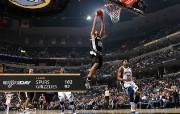NBA Winning Wallpaper 03 06 10 200910赛季圣安东尼奥马刺常规赛桌面壁纸 体育壁纸