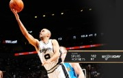 NBA Winning Wallpaper 03 05 10 200910赛季圣安东尼奥马刺常规赛桌面壁纸 体育壁纸