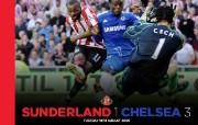 英超 2009 10赛季 Sunderland 桑德兰壁纸 Sunderland 1 Chelsea 3桌面壁纸 200910赛季 Sunderland 桑德兰壁纸 体育壁纸