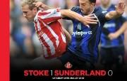 英超 2009 10赛季 Sunderland 桑德兰壁纸 Stoke 1 Sunderland 0桌面壁纸 200910赛季 Sunderland 桑德兰壁纸 体育壁纸