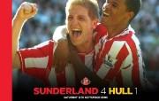 英超 2009 10赛季 Sunderland 桑德兰壁纸 Sunderland 4 Hull 1桌面壁纸 200910赛季 Sunderland 桑德兰壁纸 体育壁纸