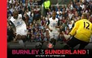 英超 2009 10赛季 Sunderland 桑德兰壁纸 Burnley 3 Sunderland 1桌面壁纸 200910赛季 Sunderland 桑德兰壁纸 体育壁纸