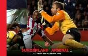 英超 2009 10赛季 Sunderland 桑德兰壁纸 Sunderland 1 Arsenal 0桌面壁纸 200910赛季 Sunderland 桑德兰壁纸 体育壁纸