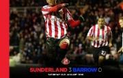 英超 2009 10赛季 Sunderland 桑德兰壁纸 Sunderland 3 Barrow 0桌面壁纸 200910赛季 Sunderland 桑德兰壁纸 体育壁纸