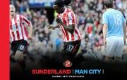 英超 2009 10赛季 Sunderland 桑德兰壁纸 Sunderland 1 Man City 1桌面壁纸 200910赛季 Sunderland 桑德兰壁纸 体育壁纸
