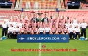 英超 2009 10赛季 Sunderland 桑德兰壁纸 SAFC Players 桌面壁纸 200910赛季 Sunderland 桑德兰壁纸 体育壁纸