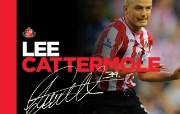 英超 2009 10赛季 Sunderland 桑德兰壁纸 Lee Cattermole桌面壁纸 200910赛季 Sunderland 桑德兰壁纸 体育壁纸