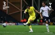 英超 2009 10赛季 Tottenham Hotspur 热刺壁纸 Gareth Bale桌面壁纸 200910赛季 Tottenham Hotspur 热刺壁纸 体育壁纸