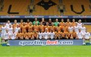 英超 2009 10赛季 Wolverhampton Wanderers 狼队壁纸 New Team Wallpaper 200910赛季 Wolverhampton Wanderers 狼队壁纸 体育壁纸