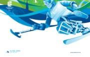 2010冬奥会 普屏壁纸 壁纸16 2010冬奥会 普屏壁纸 体育壁纸