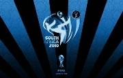 2010南非世界杯World Cup高清官方壁纸 壁纸2 2010南非世界杯W 体育壁纸