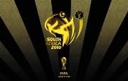 2010南非世界杯World Cup高清官方壁纸 壁纸4 2010南非世界杯W 体育壁纸