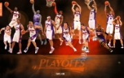 2010NBA季后赛壁纸菲尼克斯太阳 体育壁纸