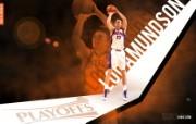 2010NBA季后赛壁纸 菲尼克斯太阳 Louis Amundson 桌面壁纸 2010NBA季后赛壁纸菲尼克斯太阳 体育壁纸