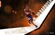 2010NBA季后赛壁纸 菲尼克斯太阳 Leandro Barbosa 桌面壁纸 2010NBA季后赛壁纸菲尼克斯太阳 体育壁纸