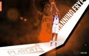2010NBA季后赛壁纸 菲尼克斯太阳 Channing Frye 桌面壁纸 2010NBA季后赛壁纸菲尼克斯太阳 体育壁纸